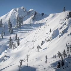 Record-breaking snowfall at Squaw Valley | Alpine Meadows - © Squaw Valley | Alpine Meadows