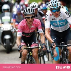 Il Giro d'Italia arriva a San Martino di Castrozza dal 31 Maggio al 1 Giugno - ©Sanmartino.com