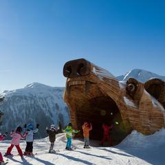 Serfaus - Niedźwiedzi stok - © Andreas Kirschner