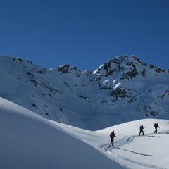 Skitour Kaltenberg - © OeAV Gerhard Moessner