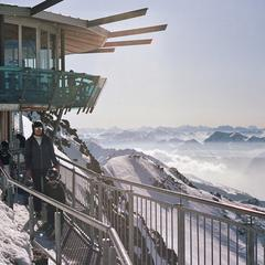 Restauracja Top Mountain Star w Obergurgl-Hochgurgl - © Tirol Werbung