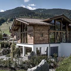 Fantastické výhľady na vás v alpskom stredisku Leogang čakajú naozaj na každom kroku - © Puradies Hotel