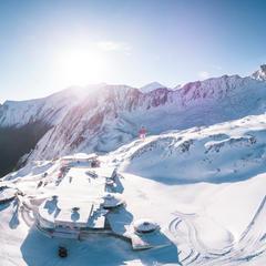 Am 12. Oktober 2019 geht es wieder los: Am Kitzsteinhorn wird die Skisaison am Gletscher eröffnet. - © Kitzsteinhorn