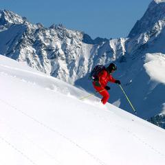 Schneebericht: Skifahren auf den Gletschern - ©Serfaus-Fiss-Ladis / Tirol