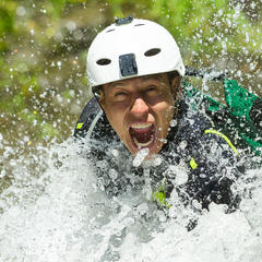 canyoning en montagne - © Ammit - Fotolia.com