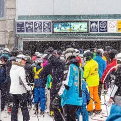 COVID-19: Pravidla pro lyžaře a lyžařská střediska v České republice - ©facebook   Ski Bukovka