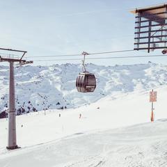 Bergstation Nagens | Flims Laax Falera - © Skiinfo | Sebastian Lindemeyer