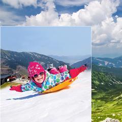 Júnový víkend v Jasnej s rodinnou zábavou na snehu! - ©TMR, a.s