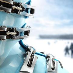 Bien choisir ses chaussures de ski - ©magdal3na - Fotolia.com