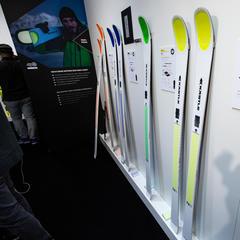 Kästles TX-Serie ist für Skitourenwettkämpfer konzipiert und voll auf Leichtigkeit getrimmt - © Skiinfo