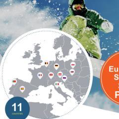 Snowpass Card: Skipas platný v 11 krajinách a 113 lyžiarskych strediskách - ©snowpass.com