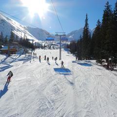 Covid-19: Na Slovensku sa bude po 110 dňoch opäť lyžovať - ©facebook Ski Roháče Spálená