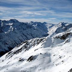 Skifahren im Herbst: Wann öffnen die Gletscher-Skigebiete? - ©moxliukas flickr