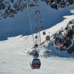 Pitztaler Gletscher: Der Brunnenkogel ist spitze! - ©Markus Hahn