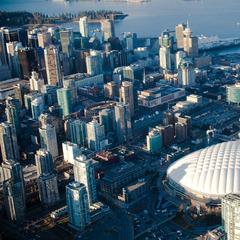 Blick über Vancouver - ©VANOC/COVAN