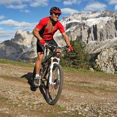 La Montagna...in Mountain Bike! - ©Val Gardena-Gröden Marketing/Freddy Planinscheck