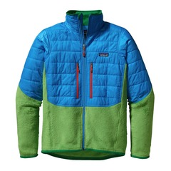 The most versatile midlayers for this winter: Patagonia men's Nano Puff Hybrid Jacket