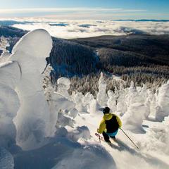 Top Family Resorts for Christmas: Big White, British Columbia - ©Big White Ski Resort