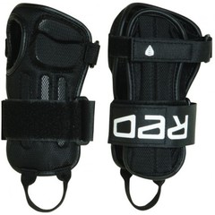 Christmas gift ideas for the slopes - RED Impact Wrist Guard - ©Burton.com