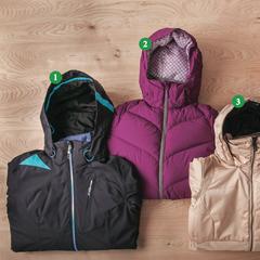 2013 Women's Ski & Snowboard Insulated Jackets - ©Julia Vandenoever