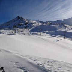Open ski resorts in November - ©Ischgl
