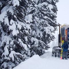Lyžiarske strediská s najväčším prevýšením - ©Revelstoke Mountain Resort