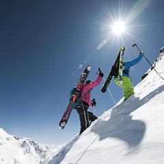 Österreichs Freeride Hot Spots: Stubaier Gletscher