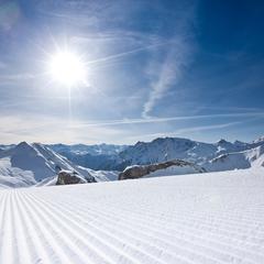 Wielkie topnienie kilometrów: alpejskie ośrodki zmniejszają długość tras - ©Andrea Badrutt/Chur