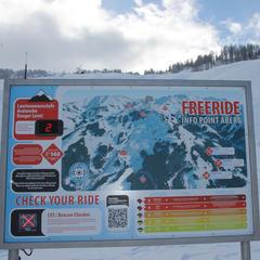 Freeride Info Point Hochkönig - © Henning Heilmann