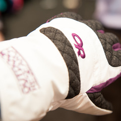 The Best New Ski & Snowboard Gloves for 2013/2014 - ©Ashleigh Miller Photography