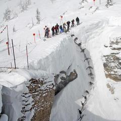 5 nejděsivějších sjezdovek na světě - ©Tristan Greszko/Jackson Hole Mountain Resort