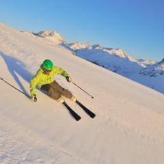 Najväčšie lyžiarske strediská v Rakúsku: 1 - Ski Arlberg |St. Anton - Lech Zürs - Warth-Schröcken|