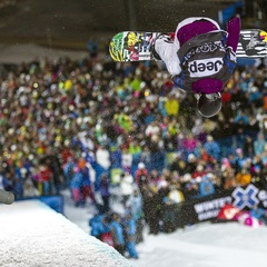 Superpipe Final at Winter X Games Tignes - © TristanShu.com