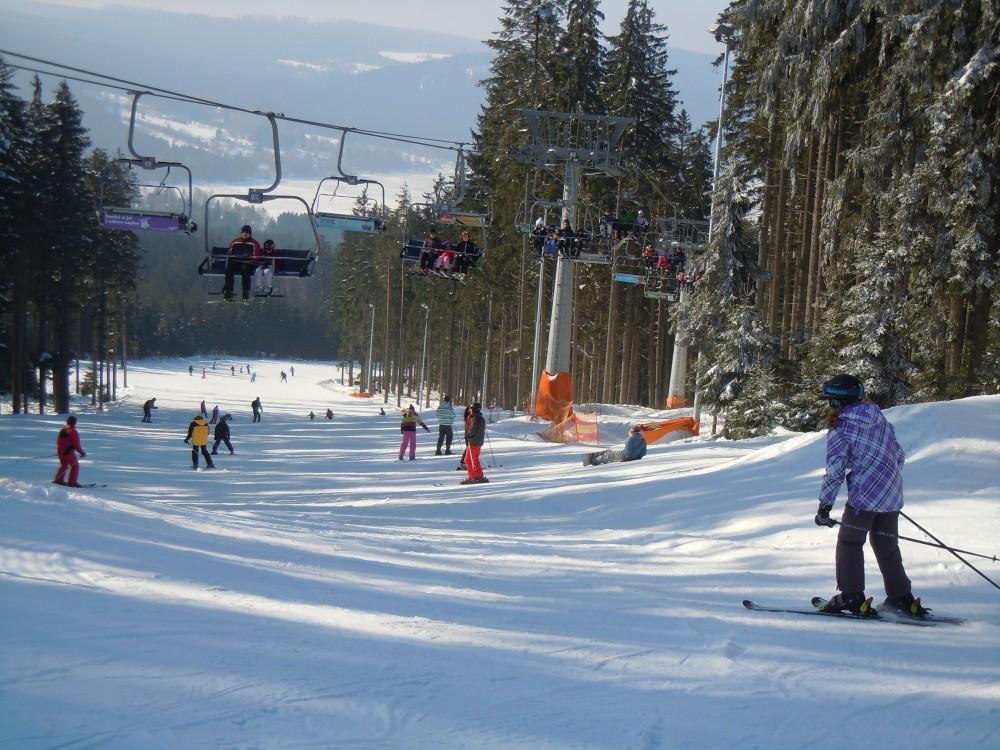 Skiareál Lipnoundefined