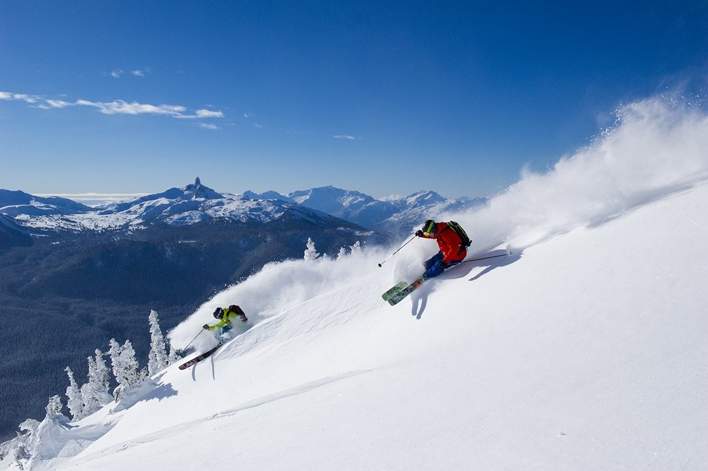 Whistler Blackcomb, Canadaundefined