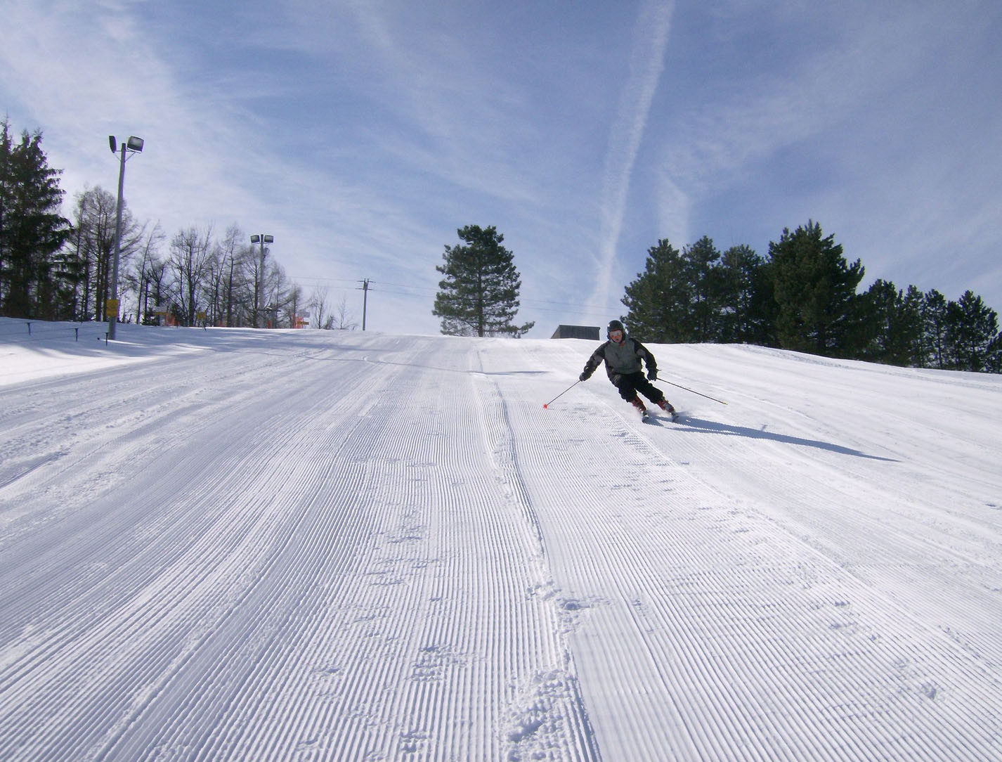 Brantling Ski Slopes