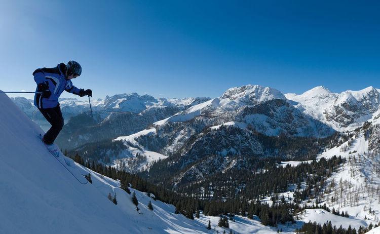 Freeriden im Berchtesgadener Land