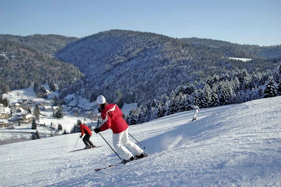 Skigebiet Todtmoos