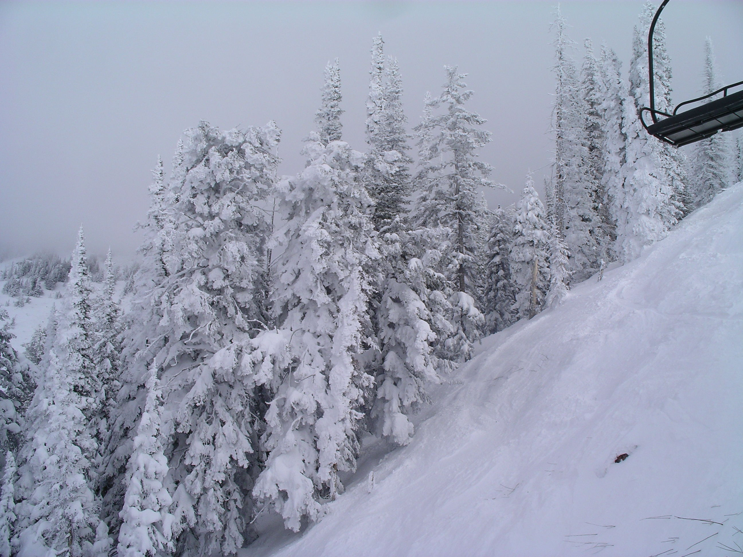 Pebble Creek Id Chairlift