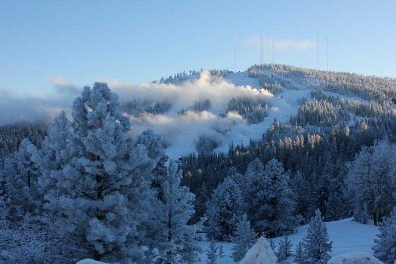 Terry Peak snowmaking