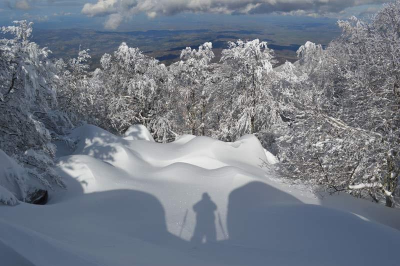 Monte Amiata - Ultima nevicata 11.02.13